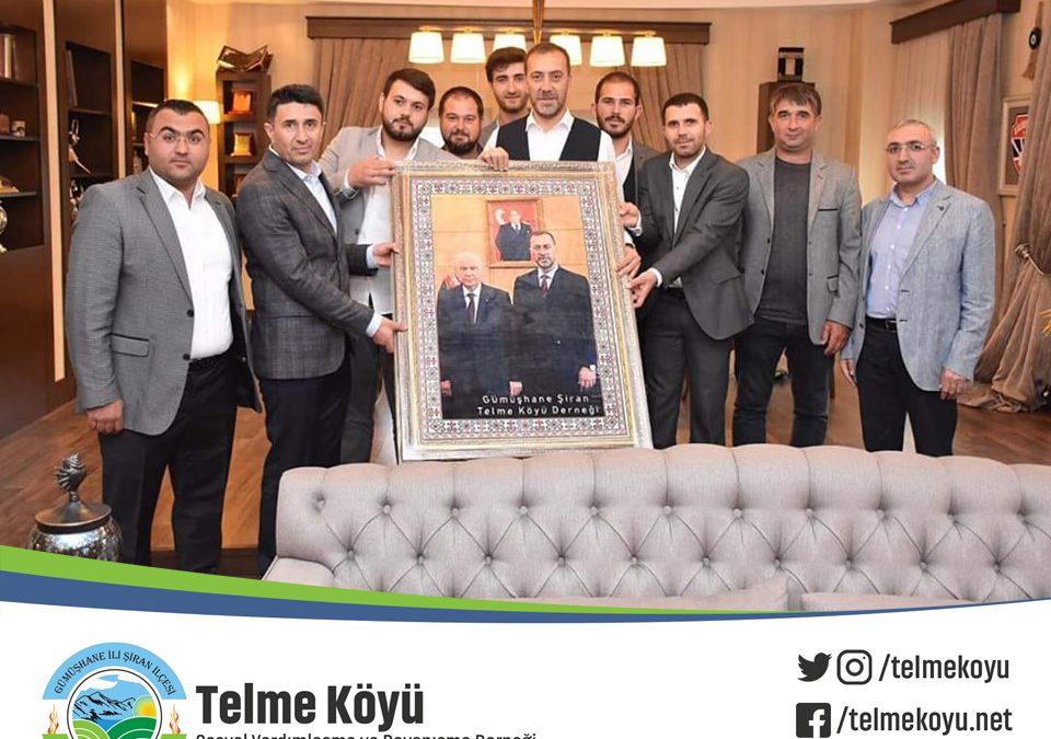 Silivri Belediye Başkanı Volkan Yılmaz'a Ziyaret